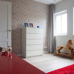 Jongens kamer:  Kinderkamer door Hemels Wonen interieuradvies en ontwerp