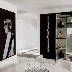 Столовые комнаты в . Автор – STUDIO CAMILA VALENTINI, Модерн