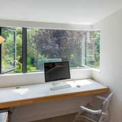 Broadhinton Road:  Study/office by Will Eckersley