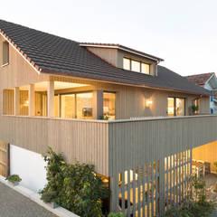 DFH Wängi: landhausstil Häuser von skizzenROLLE