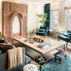 Hotels by Ethnic Chic Home Couture
