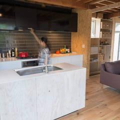 吉祥寺のS邸: VOLOが手掛けたキッチンです。