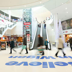 Portfolio Samples:  Shopping Centres by James Broome Photography