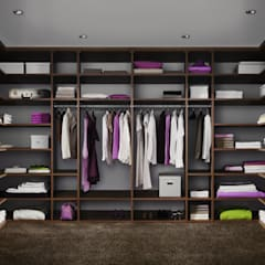 Dressing room by CARE MOBILIARIO MADRID,S.L.,