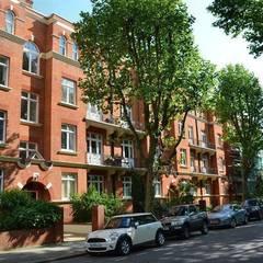 London Maida Vale flat refurbishment:  Houses by Ar'Chic,