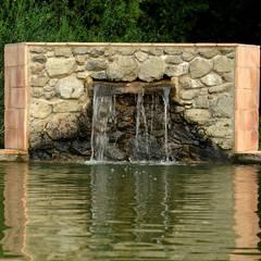 Jordi Alsina s.l:  tarz Bahçe süs havuzu