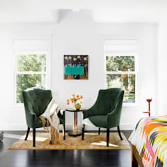 Bedroom by Hugh Jefferson Randolph Architects, Modern
