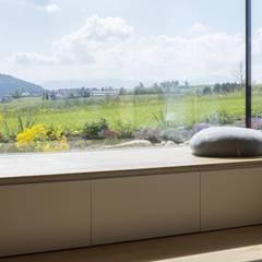 หน้าต่าง โดย architektur + raum, โมเดิร์น