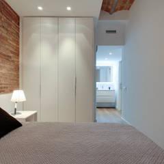 Promoción ELIX Sardenya, 354 - Barcelona: Dormitorios de estilo  de ELIX