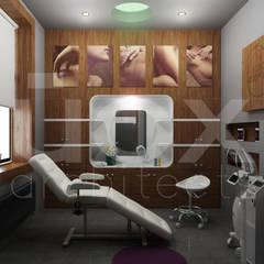 """Центра красоты и spa """"Aldo Coppola"""": Кабинеты врачей в . Автор – ЙОХ architects"""