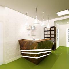 """Стоматология """"Denta Family"""": Кабинеты врачей в . Автор – ЙОХ architects"""