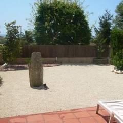 jardín de bajo mantenimiento: Jardines japoneses de estilo  de contacto36