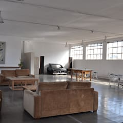DIÁFANO36: Salones de eventos de estilo  de Doble36