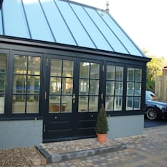 Conservatory by Hampton Windows, Classic