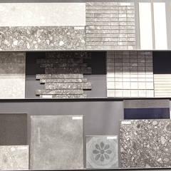 vtwonen tegels voor de rustieke badkamer: rustieke & brocante Badkamer door Van Wanrooij keuken, badkamer & tegel warenhuys