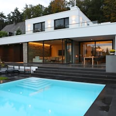 Villas by DG/D Architekten