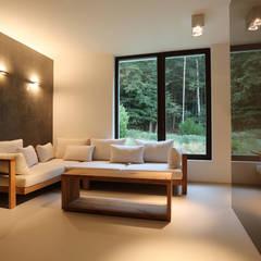 Spa de estilo  por DG/D Architekten,
