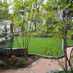 حديقة تنفيذ 空間工房 欅,