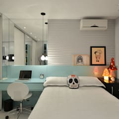 Спальня by Johnny Thomsen Design de Interiores