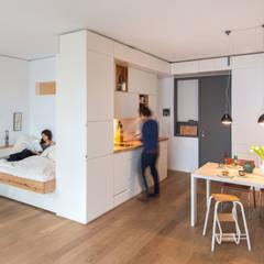 آشپزخانه توسطHolzgeschichten, مدرن