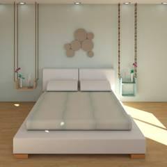 Coleccion Air: Dormitorios de estilo  de MIMESIS INTERIORISMO SL
