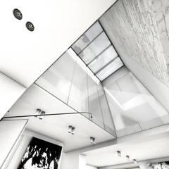 Dom w krajobrazie kujawsko-pomorskim - projekt konkursowy: styl , w kategorii Jadalnia zaprojektowany przez RTP Consulting Sp. z o.o.
