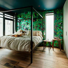 Vinegar Hill Apartment:  Bedroom by General Assembly