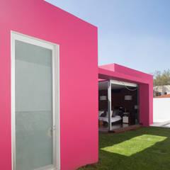 Дома в . Автор – Echauri Morales Arquitectos, Минимализм