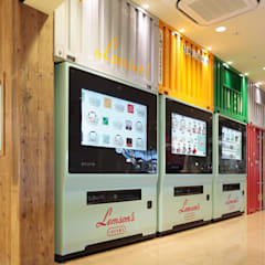 INTERIOR/3: BaNANA OFFICE INC.が手掛けたオフィススペース&店です。