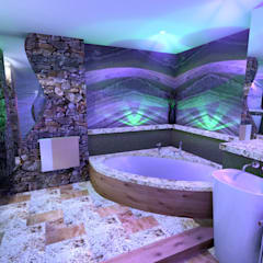 Baños de estilo  por Art of Bath