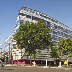 Hôpital Necker: Hôpitaux de style  par cr3