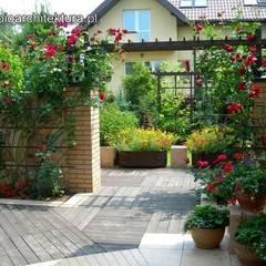 حديقة تنفيذ Bioarchitektura  - Ogrody, Krajobraz, Zieleń we wnętrzach