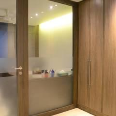 partition: modern  by mold design studio,Modern