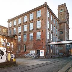 Die Halle 14:  Museen von quartier vier Architekten Landschaftsarchitekten