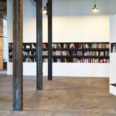 Museums by quartier vier Architekten Landschaftsarchitekten