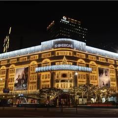 신세계 백화점_2013: Eon SLD의  행사장,클래식