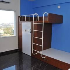 Dormitorios infantiles de estilo rural por Arka Interio