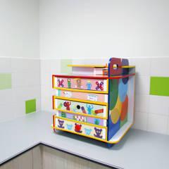 Bewust Belonen Box | Wilhelmina Kinderziekenhuis Utrecht:  Ziekenhuizen door studio Che Eyzenbach