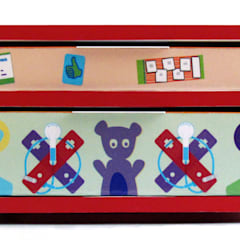 Bewust Belonen Box / mini | Wilhelmina Kinderziekenhuis Utrecht:  Ziekenhuizen door studio Che Eyzenbach