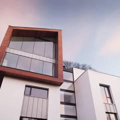 Casas de estilo  de BGA Architects Ltd