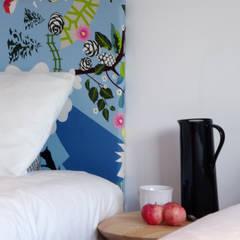 pokój Konik Garbusek: styl , w kategorii Hotele zaprojektowany przez Studio Projektowe RoRO interior + design