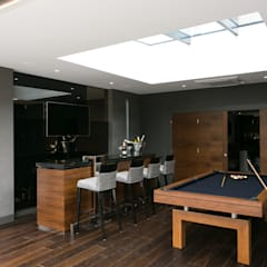 The Ultimate Sophistication :  Media room by Finite Solutions