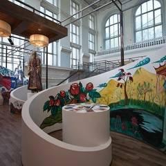 "Музей коньяка ""АРАРАТ"": Музеи в . Автор – дизайн студия 'LusiSarkis '"