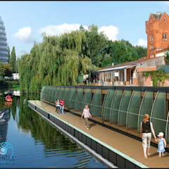 Aquashell proposed Hotel rooms with ensuite facilities:  Hotels by Floating Habitats T/A AQUASHELL
