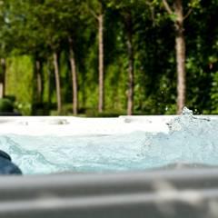 Whirlpools:  Zwembad door Bouwman Zwembaden Bv