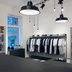 BONKERS:  Ladenflächen von whythefriday Löbbert + Jung GbR