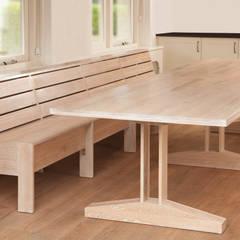 Salle à manger de style  par George van Engelen Design,