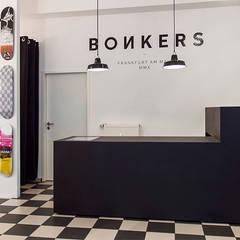 BONKERS :  Ladenflächen von whythefriday Löbbert + Jung GbR