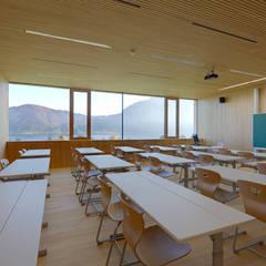 Klassenzimmer:  Schulen von Fink Thurnher Architekten