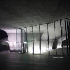 Oficinas y tiendas de estilo moderno de WORKTECHT CORPORATION Moderno